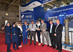 LGM JSC took part in the international exhibition Iran Oil Show 2018